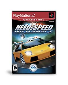Need for Speed Hot Pursuit 2 - PlayStation 2