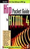 Hip Pocket Guide to HTML 4 (0764531964) by Tittel, Ed