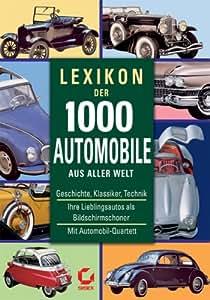 Lexikon der 1000 Automobile