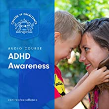 ADHD Awareness Audiobook by  Centre of Excellence Narrated by Brian Greyson