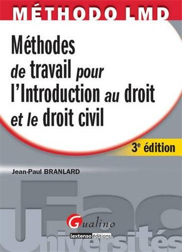 Dissertation Methode Droit