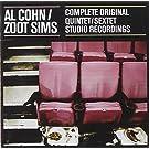 Complete Original Quintet / Sextet Studio Recordings - Al Cohn - CD Album
