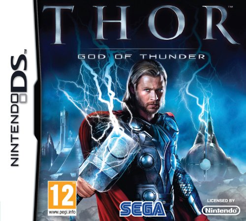 Thor God of Thunder (Nintendo DS)