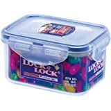 Lock & Lock Stackable Airtight Container Rectangular 470ml