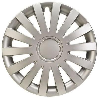 4 Radkappen Radzierblenden Typ Wind silber passend für Alfa 17 Zoll Stahlfelgen von Tunershop bei Reifen Onlineshop