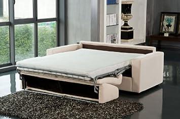 canap lit 2 3 places places dreamer microfibre gris convertible syst me rapido 120 190 14. Black Bedroom Furniture Sets. Home Design Ideas