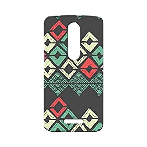 BLUEDIO Designer Printed Back case cover for Motorola Moto X3 (3rd Generation) - G2508