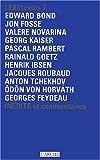 Lexi/textes Volume 7 : Théâtre National de la Co..