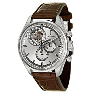 Zenith El Primero Tourbillon Men's Automatic Watch 03-2050-4035-01-C713