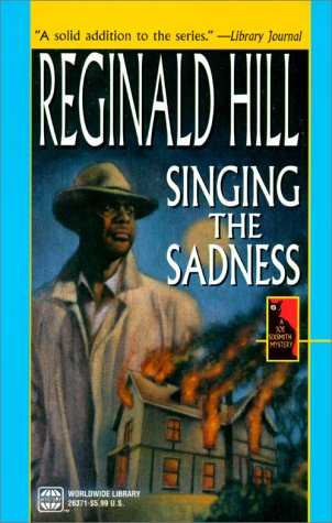 Image for Singing The Sadness (Worldwide Library Mysteries)