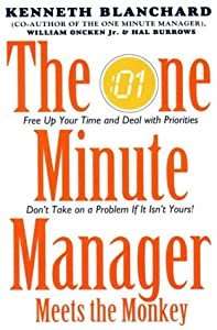 "Cover of ""The One Minute Manager Meets th..."