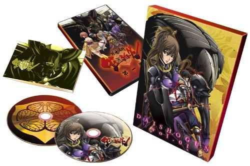 風雲維新ダイショーグン 第1巻(Blu-ray Disc)
