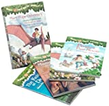 Magic Tree House #1-4: Dinosaurs Before Dark/the Knight at Dawn/Muummies in the Morning/Pirates Past Noon