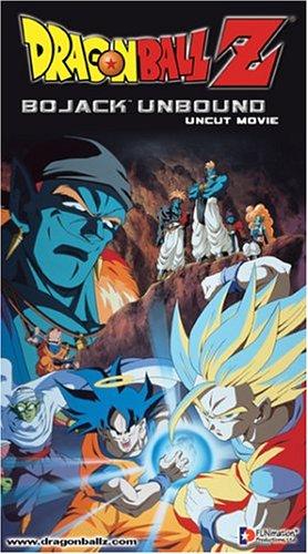 Dragon Ball Z - Bojack Unbound (Uncut) [VHS]