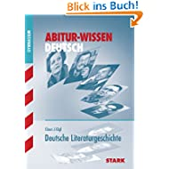 Abitur-Wissen Deutsch / Deutsche Literaturgeschichte