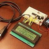 NerdKits USB Microcontroller Electronics Starter Kit ~ NerdKits