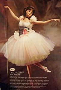 Lighter Than Air Porcelain Barbie Doll - Prima Ballerina Collection