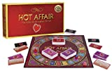 Orion 776491 P�rchen-Brettspiel A hot affair