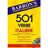 img - for 501 verbe italiene (volumul contine CD) (Romanian Edition) book / textbook / text book