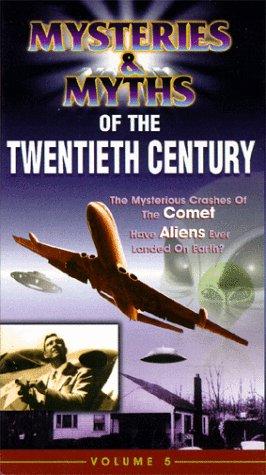 Mysteries & Myths: Comet & Aliens [VHS] [Import]