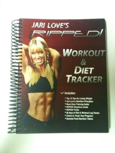 Jari Love's Get RIPPED! Workout & Diet Tracker