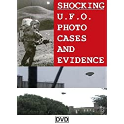 Shocking UFO Photo Cases and Evidence DVD Set