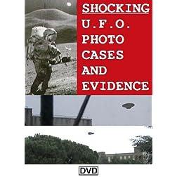 Shocking UFO Photo Cases and Evidence DVD Set