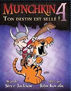 Munchkin 4 Need for Steed (Revised)