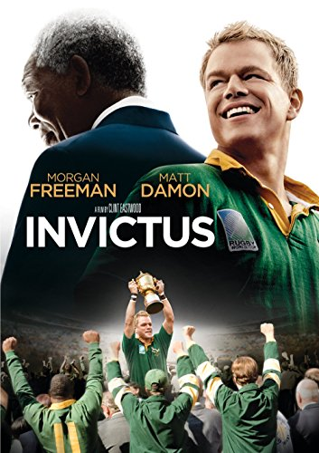 Amazon Com Invictus Morgan Freeman Matt Damon Tony
