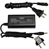 HQRP Replacement AC Adapter / Charger for Canon VIXIA HF G10, HF G20, HF G30, HF S11, HF S20, HF S30, HF S200, HF S21, VIXIA HF M32 Camcorder with USA Cord & Euro Plug Adapter