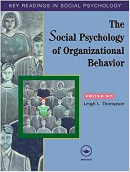 Organizational Psychology ameb syllabus free download