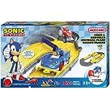 Meccano - 778600 - Jeu de Construction - Sonic - Sonic & Knuckles Circuit Chemical Plant
