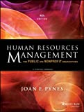 img - for By Joan E. Pynes - Human Resources Management for Public and Nonprofit Organizations: A Strategic Approach (4th Edition) (7/13/13) book / textbook / text book