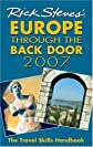 Rick Steves' Europe Through the Back Door
