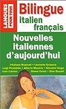 echange, troc Collectif - Nouvelles italiennes d'aujourd'hui - Bilingue : Italien - Français