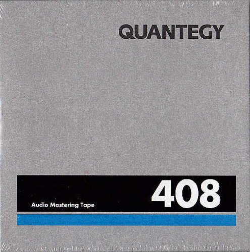 Quantegy 408 Reel-to-Reel Recording Tape