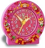 Baby Watch - Réveil Ptit fée rose - Mouvement silencieux