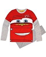 Boys Disney Cars Pyjamas Kids Mcqueen Long Sleeve Pyjama Set Age 3 4 6 8 Years