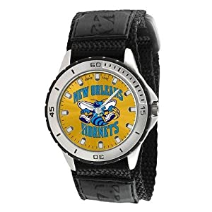 New Orleans Hornets Mens Adjustable Sports Watch by Game Time
