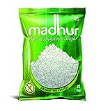 #2: Madhur Pure and Hygienic Sugar, 1kg Bag