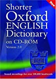 img - for Shorter Oxford English Dictionary: Windows version 2.0 book / textbook / text book