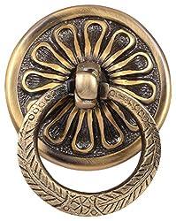 ACE HARDWARE Aluminum Door Knocker (Brass)