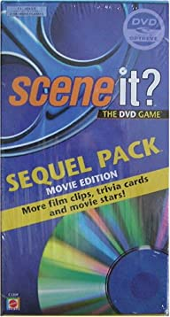 Scene It: Sequel Pack (Movie Edition)…