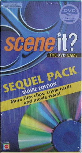 Scene It: Sequel Pack (Movie Edition): More Film Clips, Trivia Cards and Movie Stars! - 1