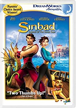 "Cover of ""Sinbad - Legend of the Seven Se..."