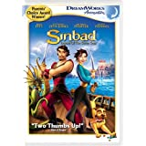 Sinbad: Legend of the Seven Seas (Widescreen Dub Sub)by Brad Pitt