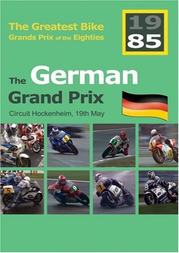 Great Bike GPs Of The 80s - Germany 1985 [DVD]