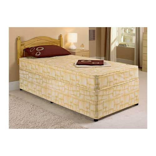 3ft Katie Divan Bed - Slide Storage