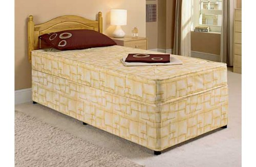 Uk sale cheapest 3ft katie divan bed slide storage for Best single divan beds
