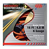 AAA 4326AAA Heavy Duty 16 6 Gauge Booster Cable